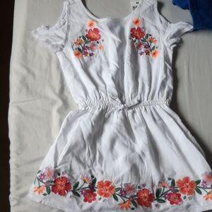 Cold shoulder dress BNWT